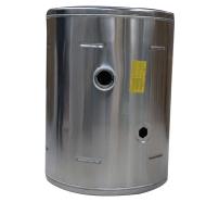 重汽圆铝合金油箱
