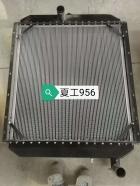 厦工951散热器中冷器油散
